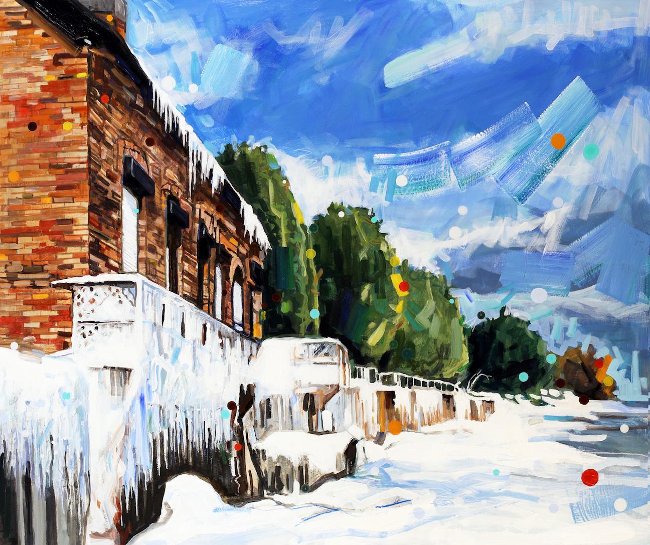 Winter Foreside