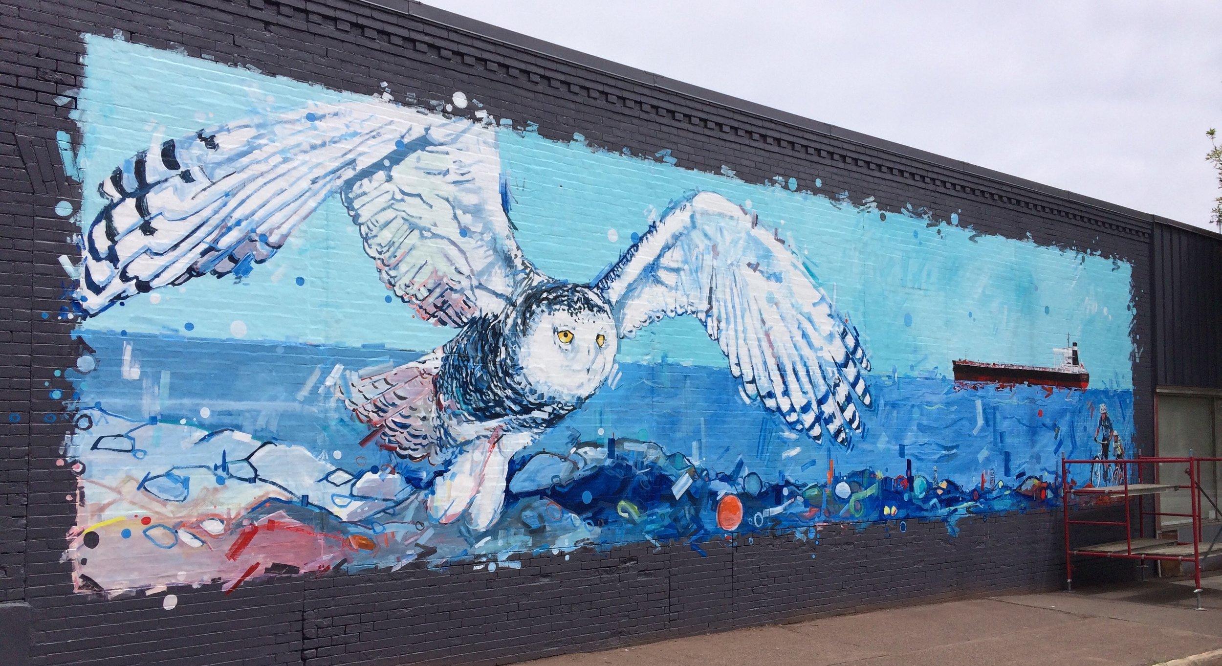 Lincoln Park Mural