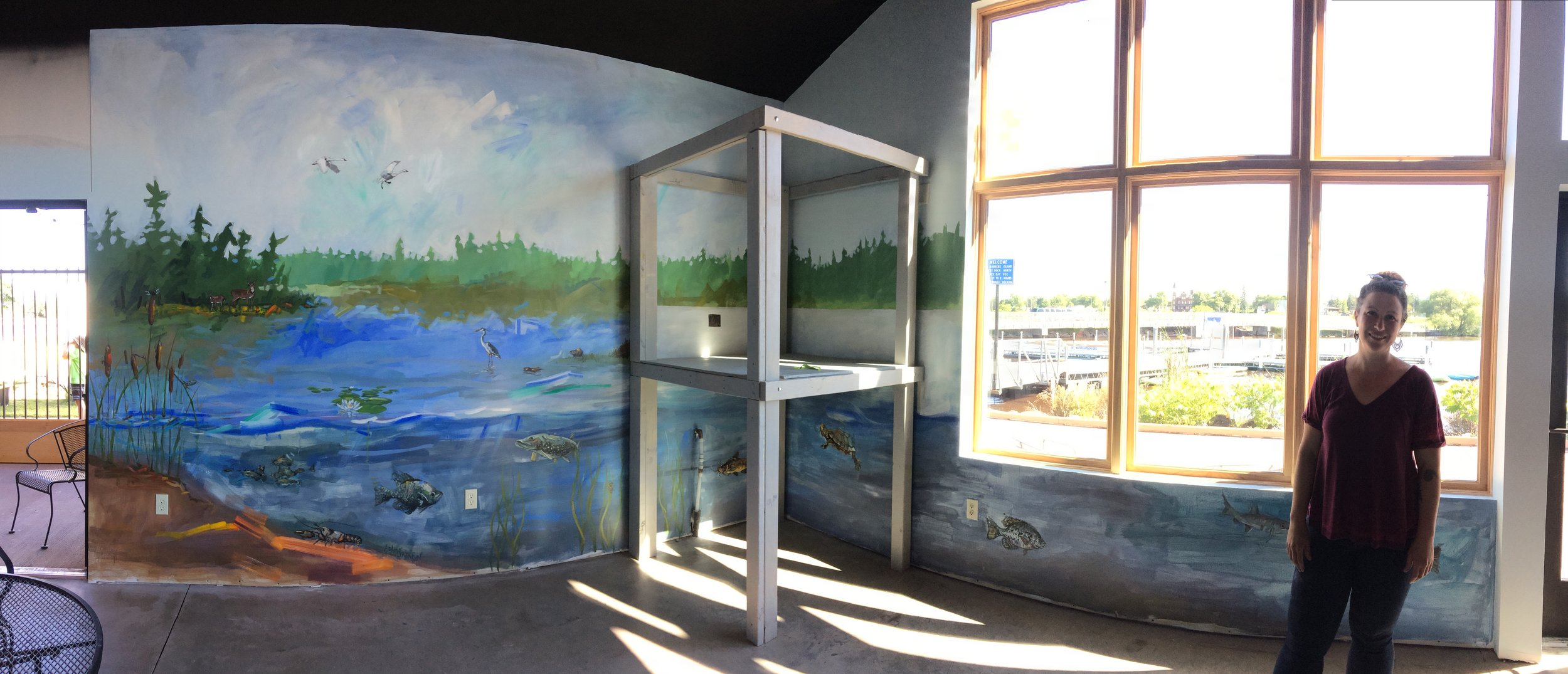 National Estuary Research Reserve Estuarium