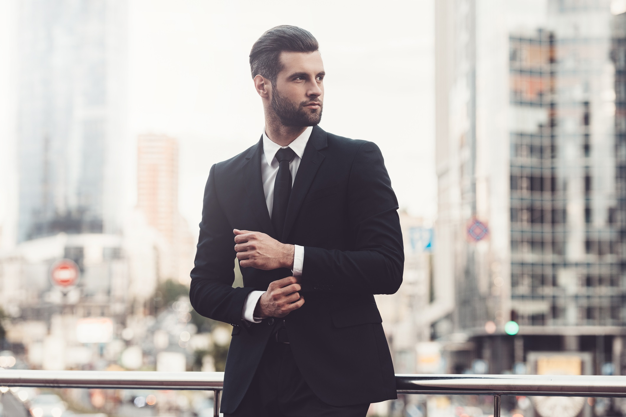 Male Executive Styling