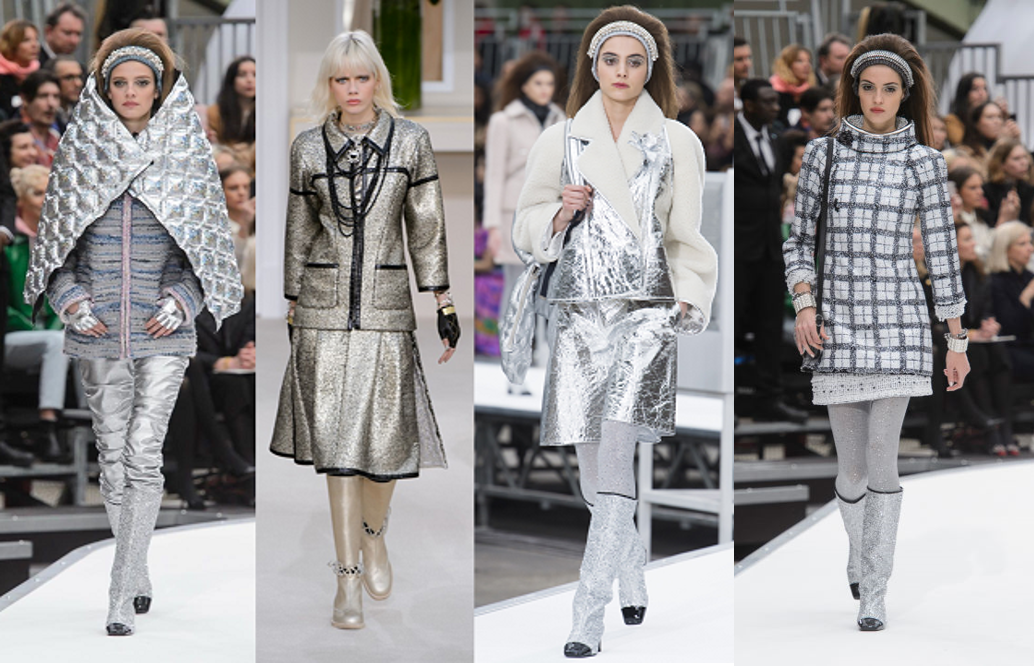 CHANEL FALL 2017, IMAGES : GETTY