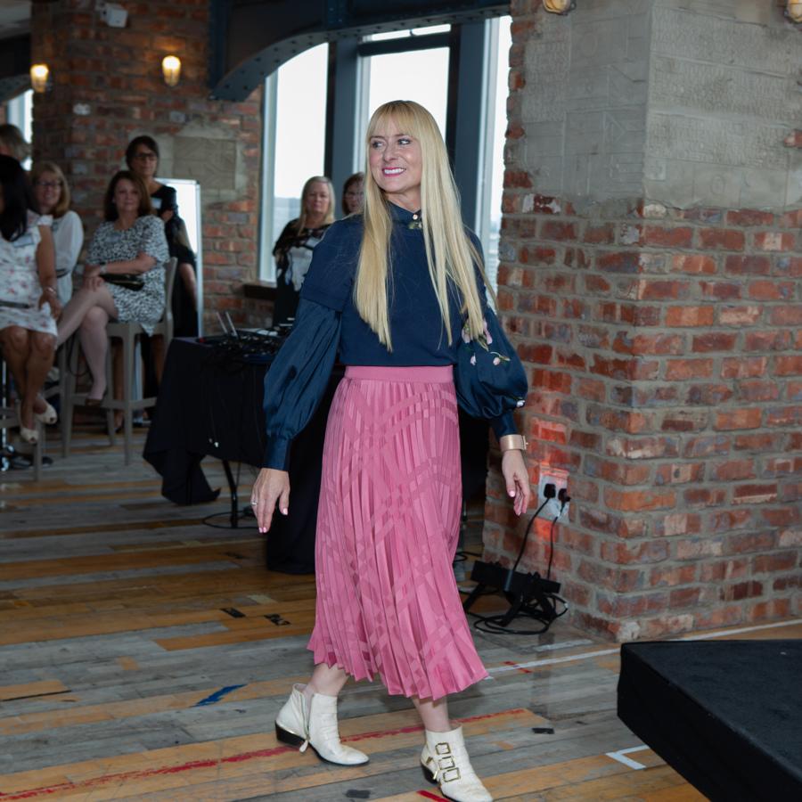 Womenswear trends AW18 - pleats