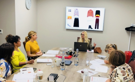 Fashion styling training course