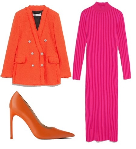 Outfit: ZARA