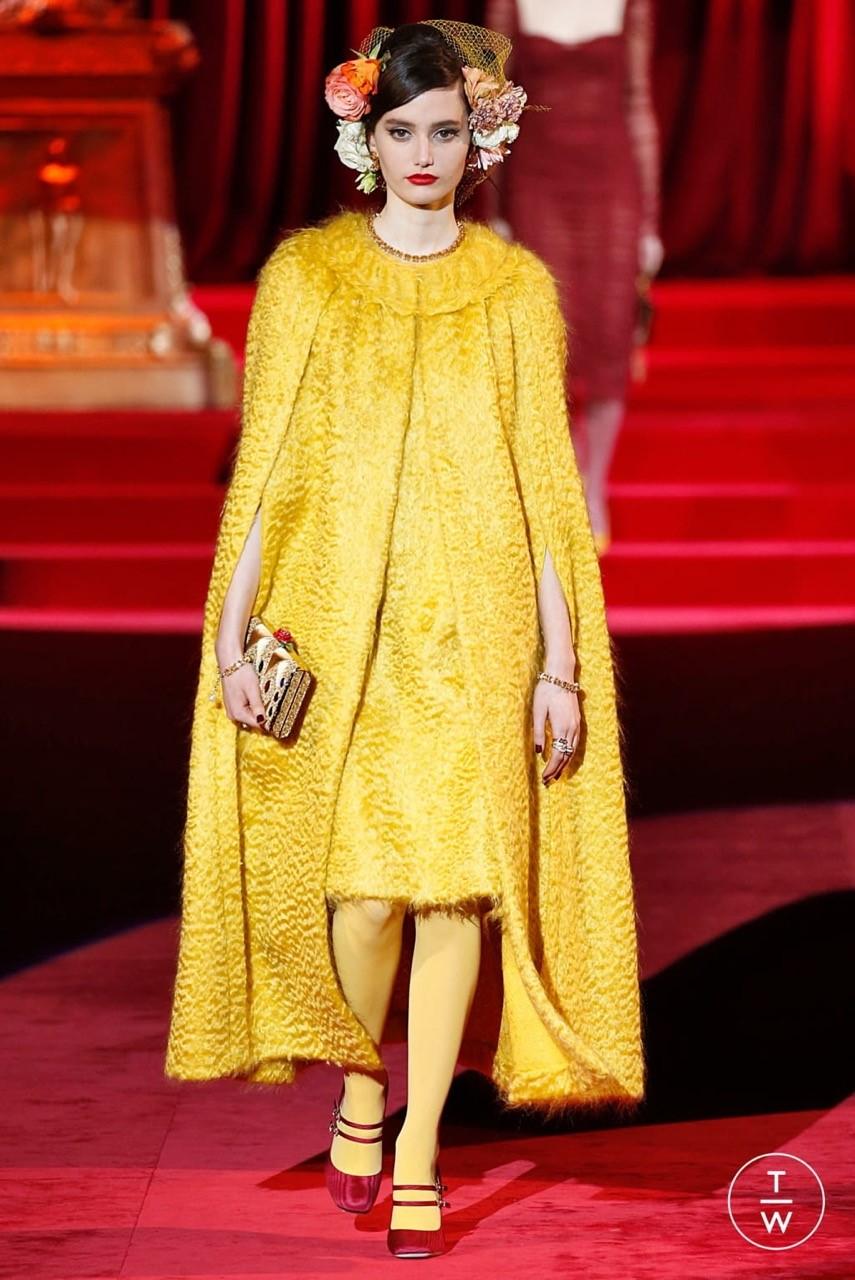 Runway Inspiration: Dolce & Gabbana