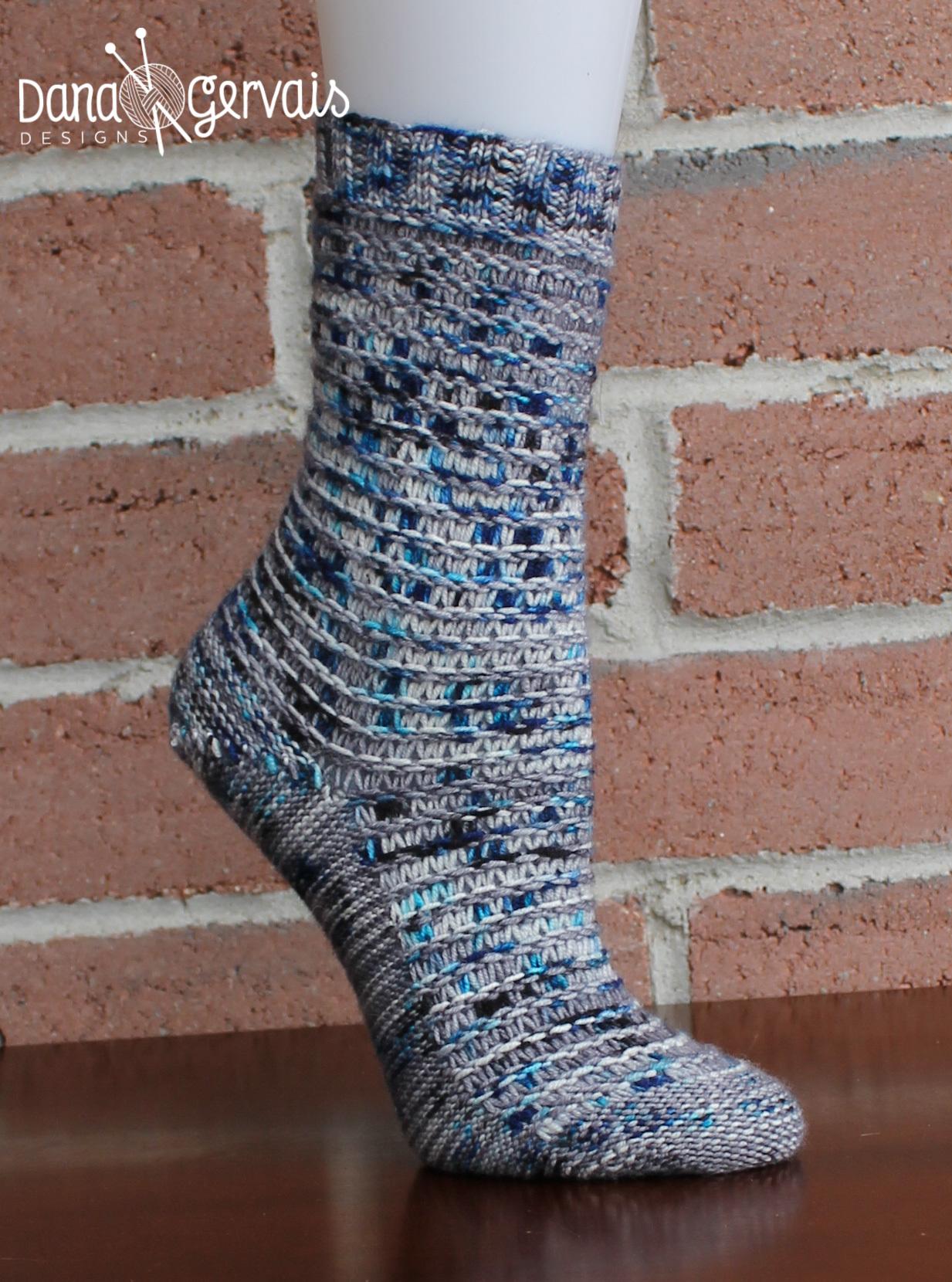 Inside Out Socks