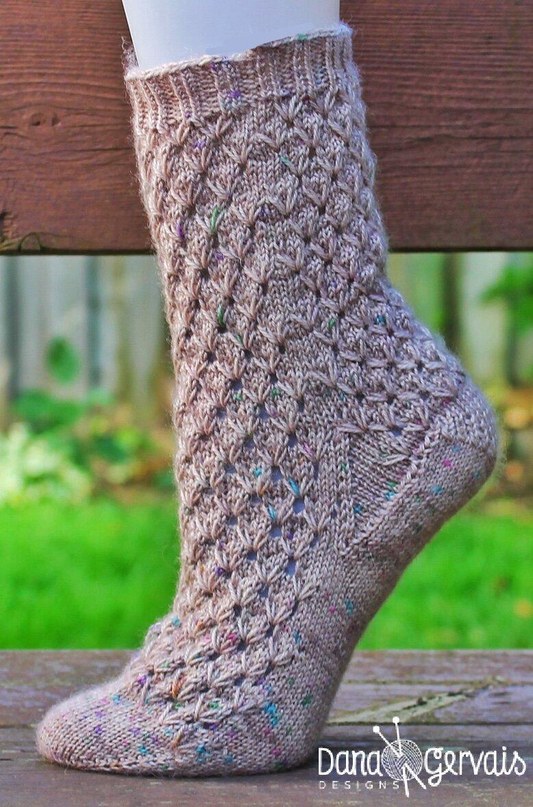 Ginger Snap Socks