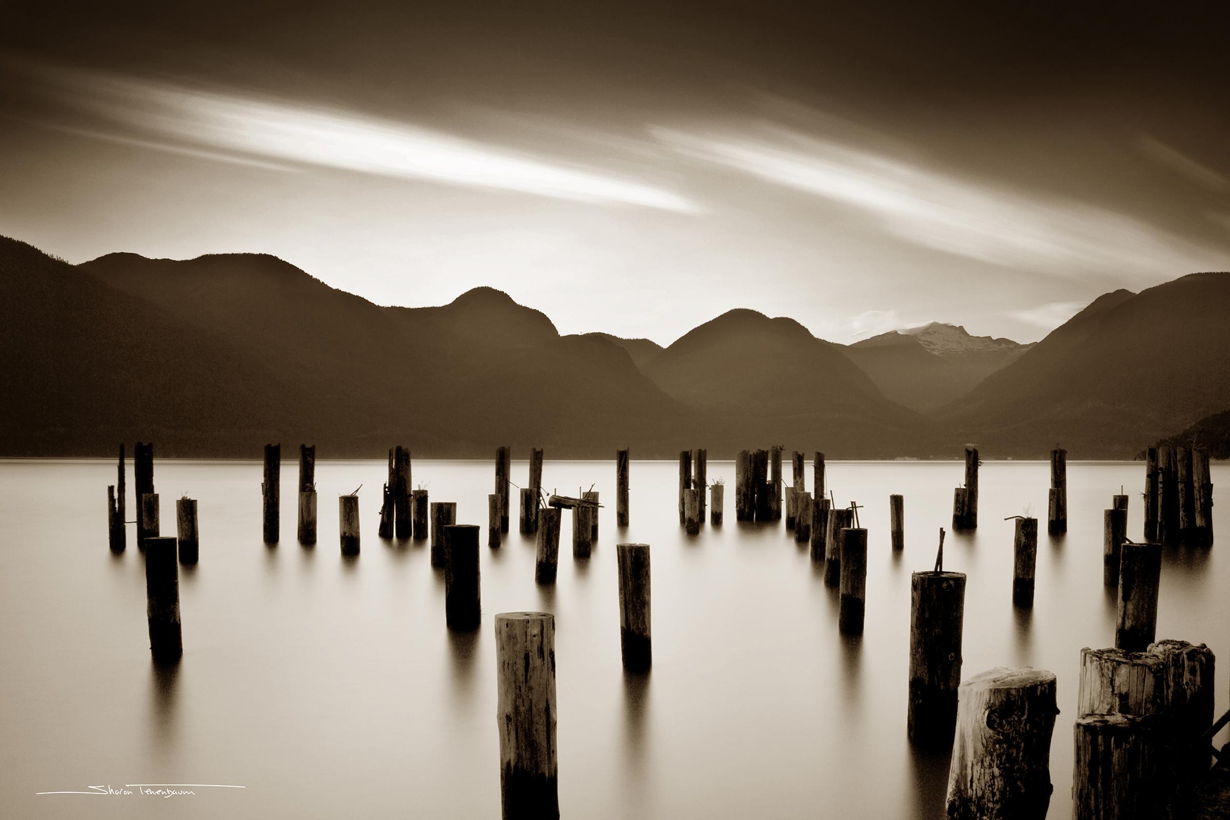 Howe Sound Piles