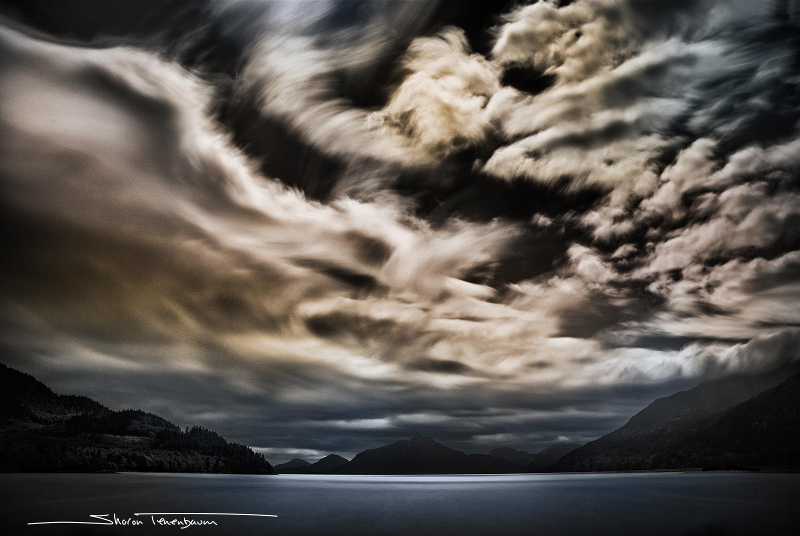 Howe Sound Sky Colour