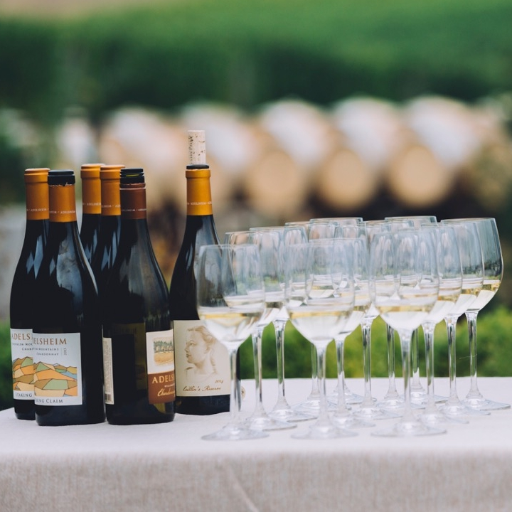 Wine Event - Willamette Valley's Great Whites