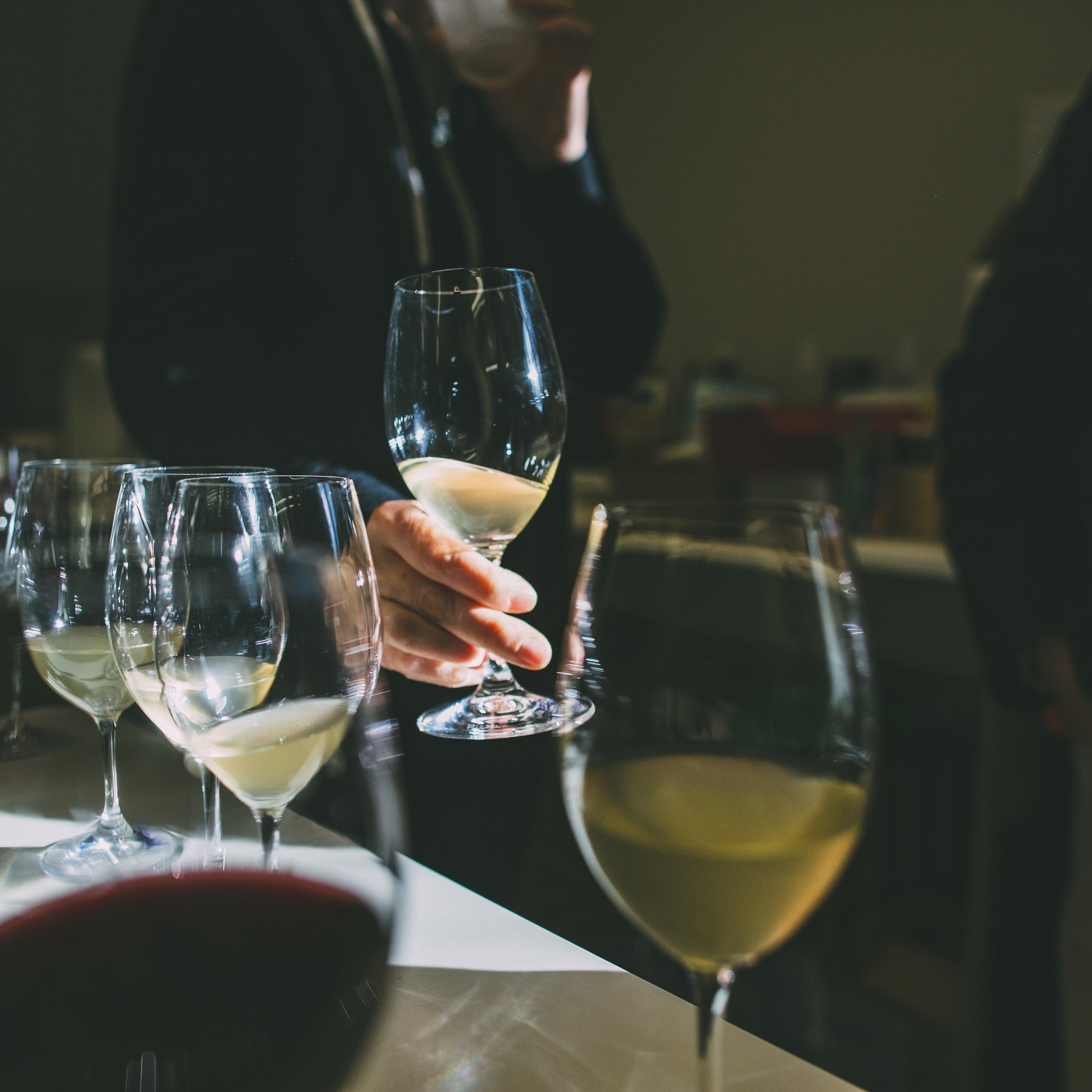 Wine Event - It's Not Your Fault