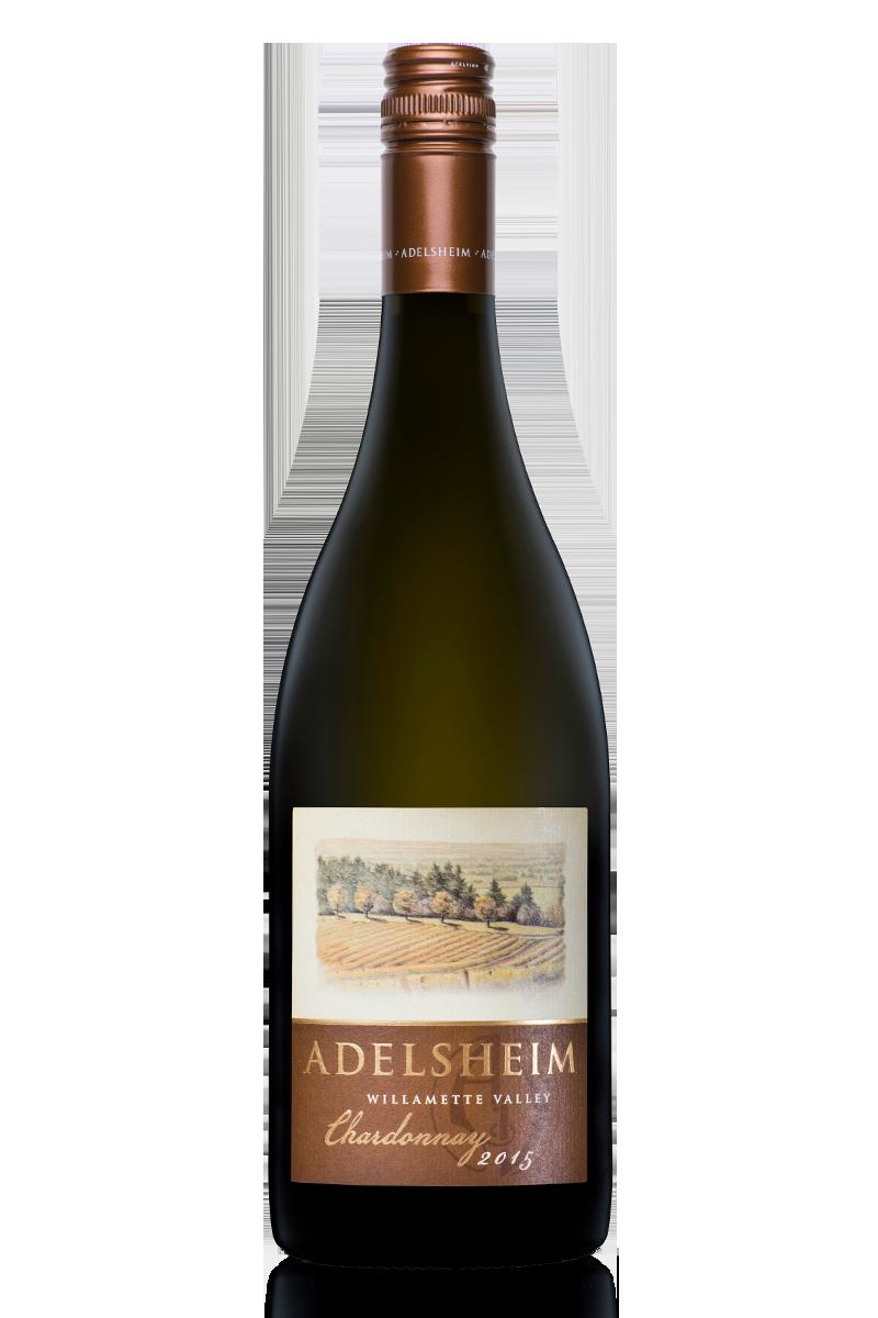 2015 willamette valley chardonnay - bottle shotlabel front / label backdescription sheetshelf talkersdownload all