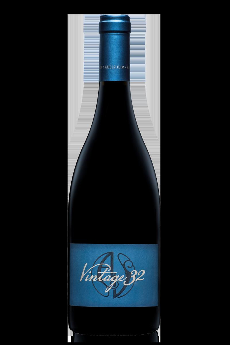 2009 Vintage 32 Pinot noir - BOTTLE SHOTLABEL FRONT / LABEL BACKDESCRIPTION SHEETDOWNLOAD ALL