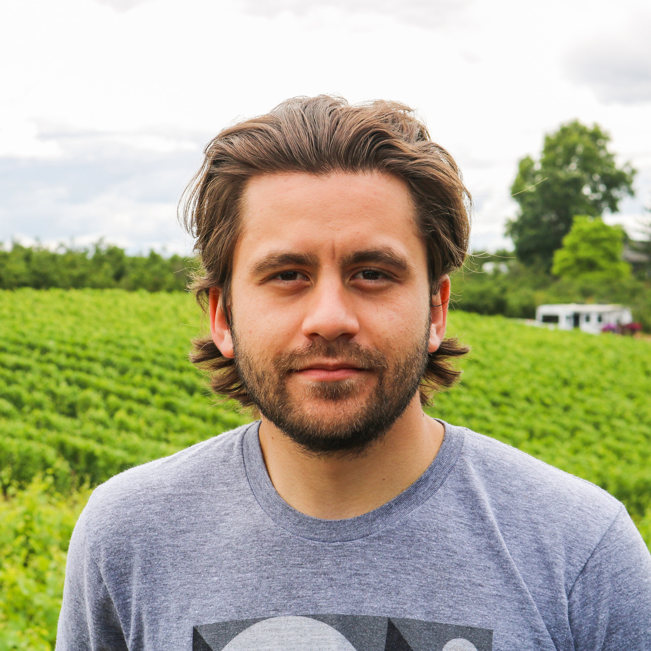 Michael Joseph Gonzalez - Tasting Room Manager