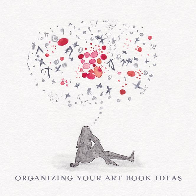 organizing-your-art-book-ideas