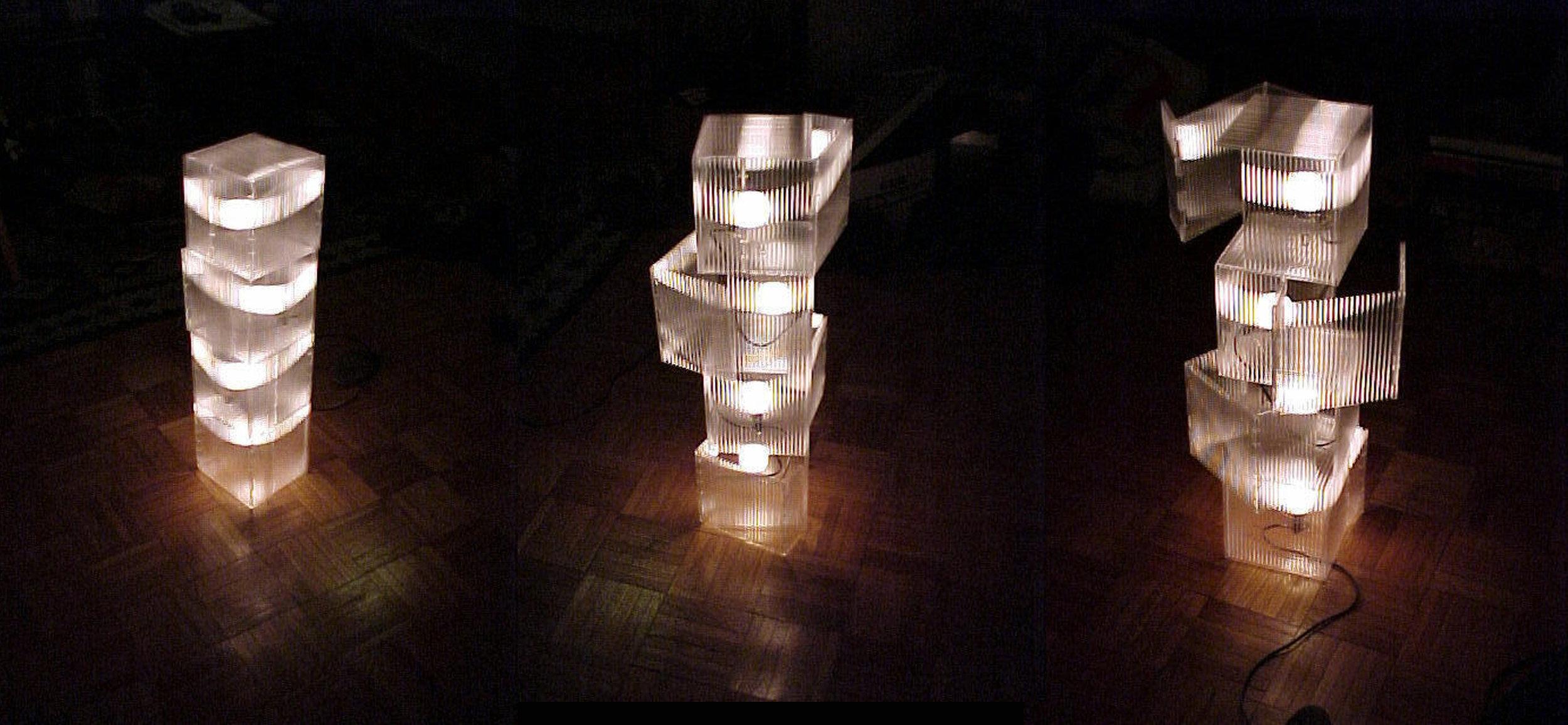 Light Post & Light Sculpture