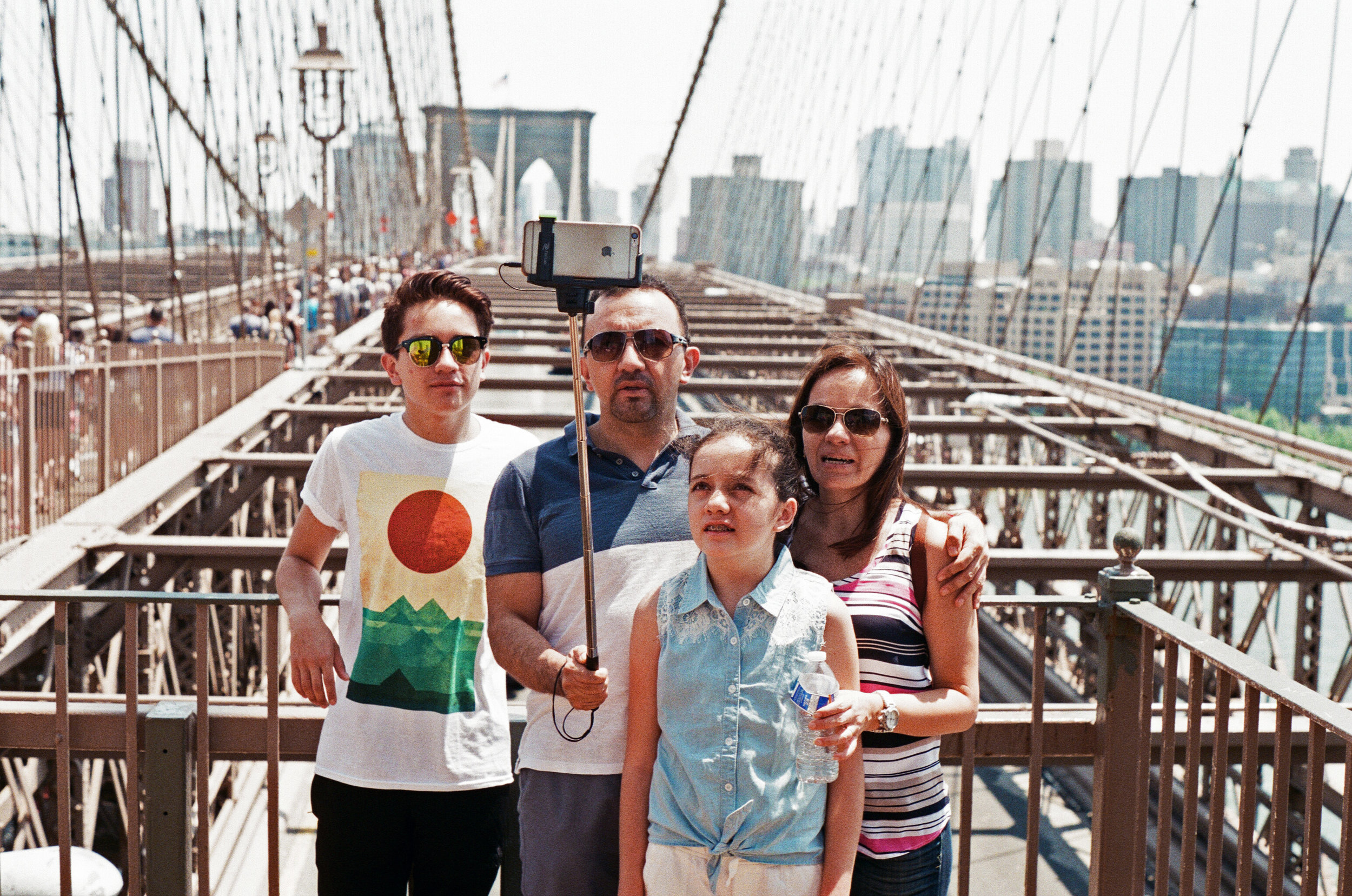 Brooklyne Bridge - Family Selfie.jpg
