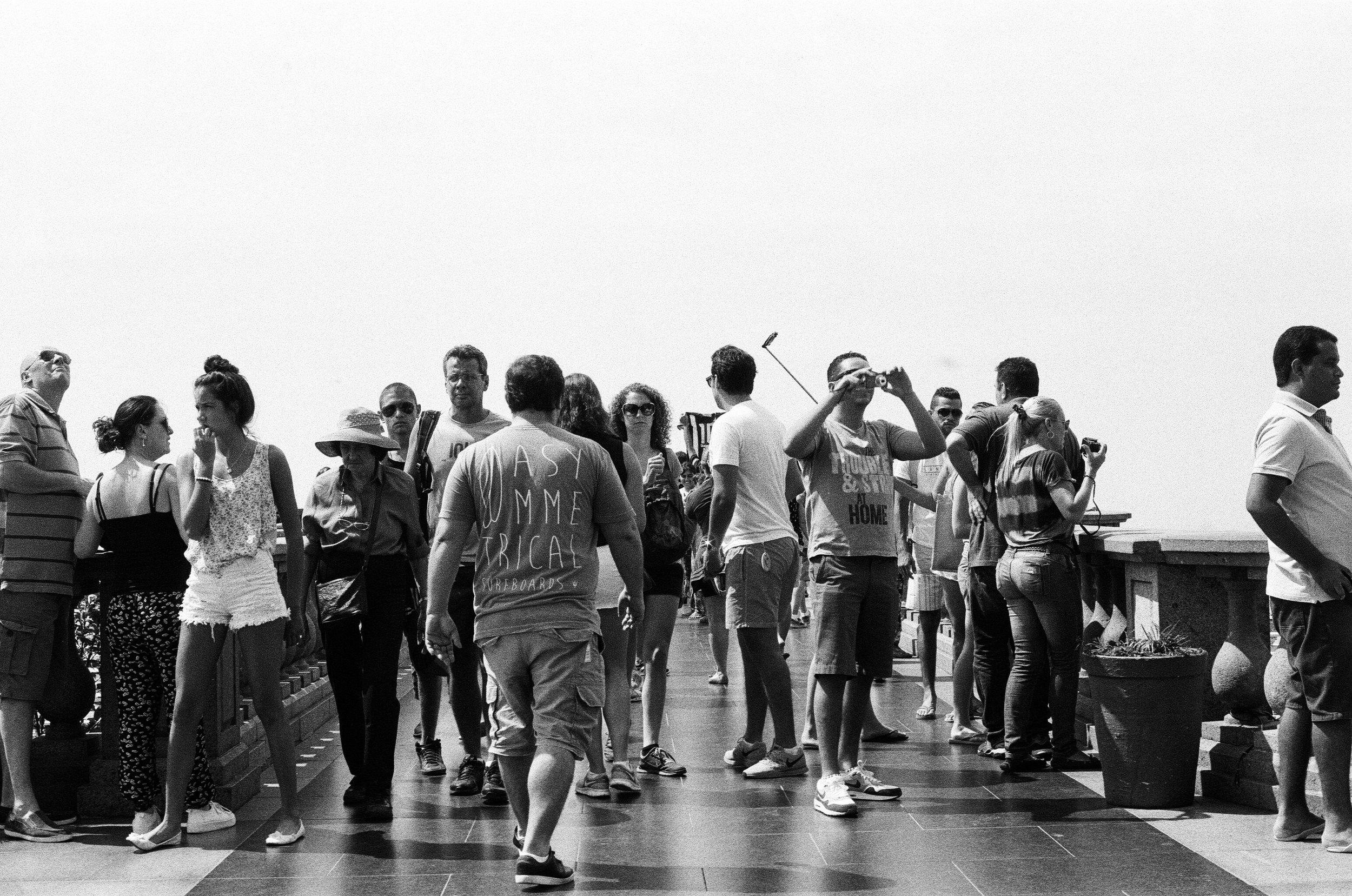 Corcovado Tourists.jpg