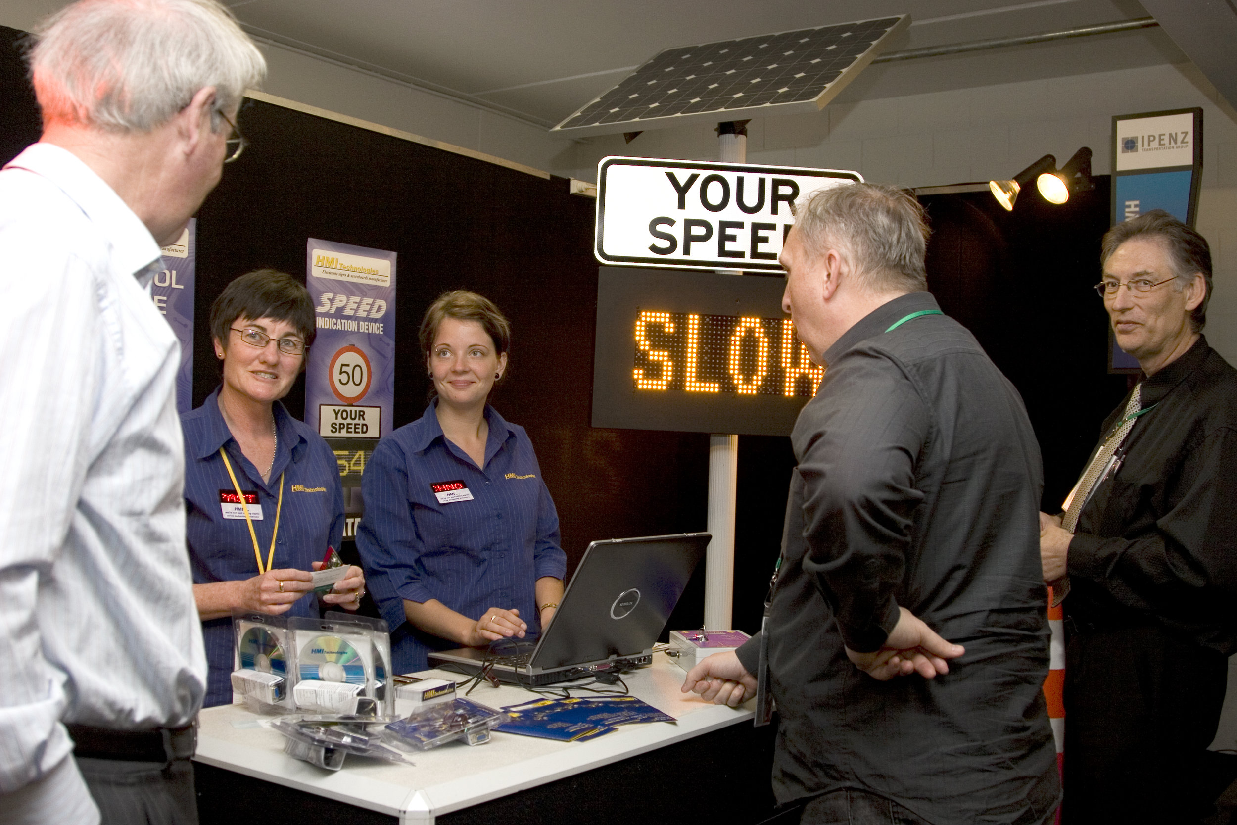 - From feedback received from a number of delegates, sponsors, and exhibitors on the conference overall, there was a general consensus that the overall organisation of the conference was of a high standard, and many commented that this conference was one of the best they had attended. - Bruce Conaghan, Chairperson, IPENZ Transportation Group