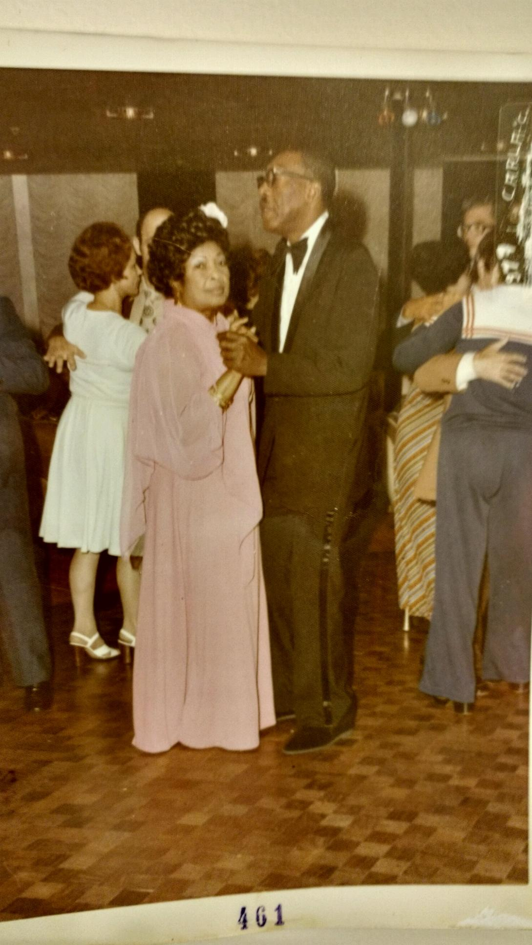 Sidney and Abigail were married for 53 years.