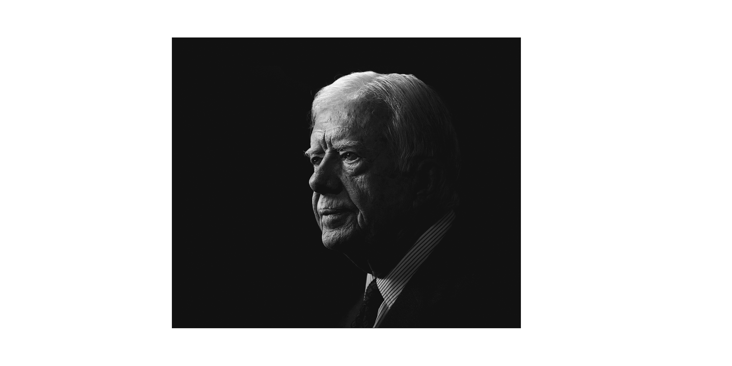 Jimmy Carter, 39th President of the United States