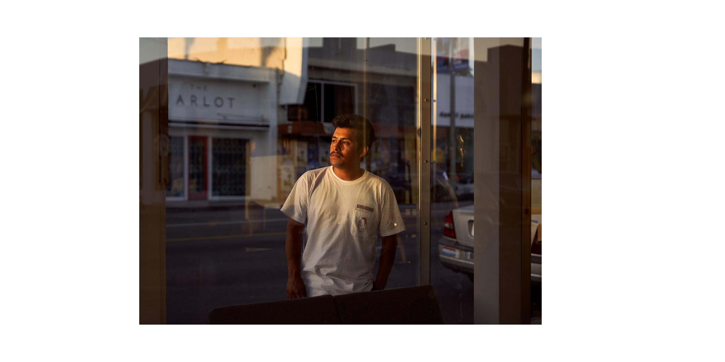 Javier Matias, Artist - THE FADER
