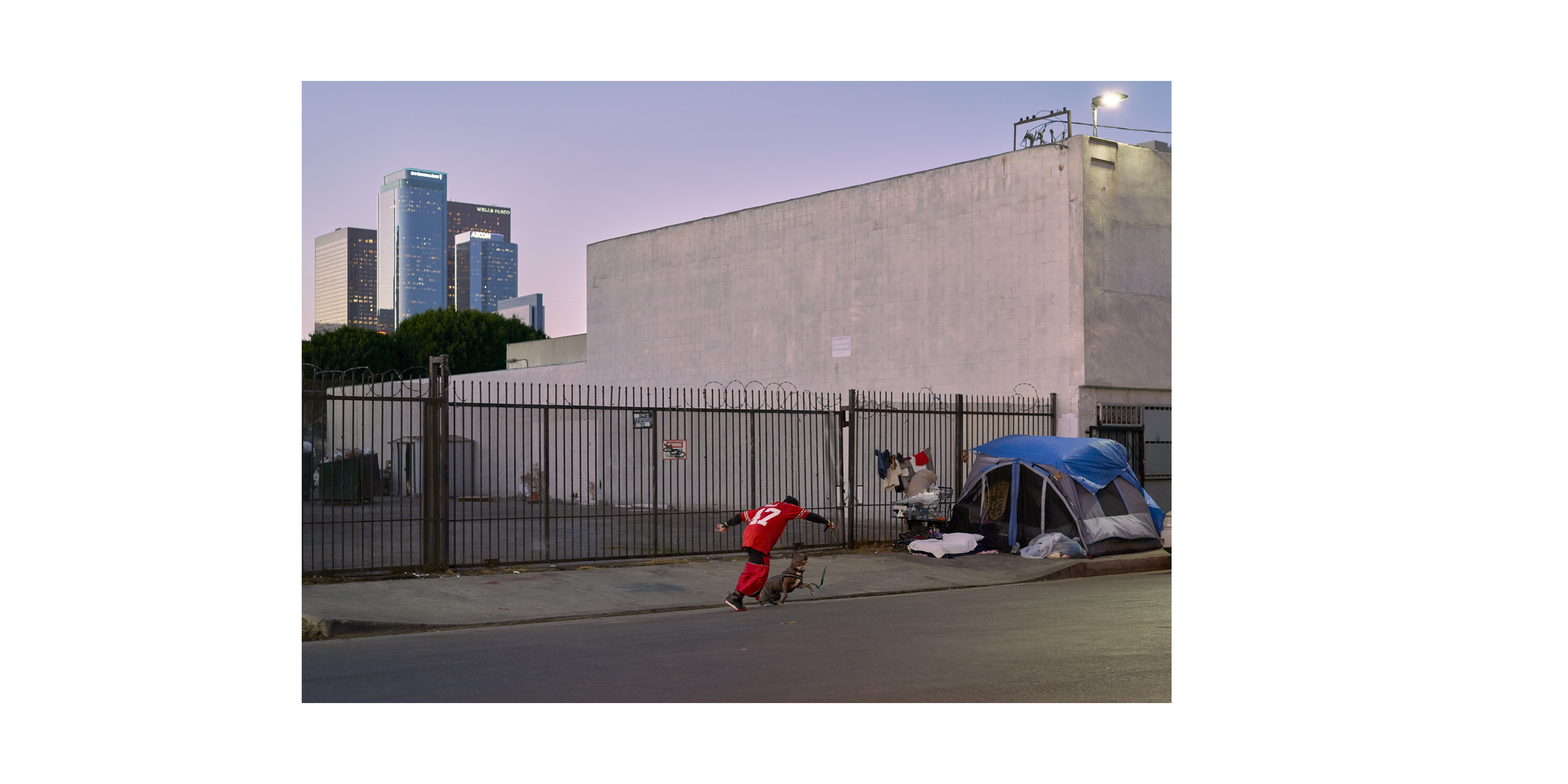 Homelessness in Los Angeles - SOCIETY (FR)