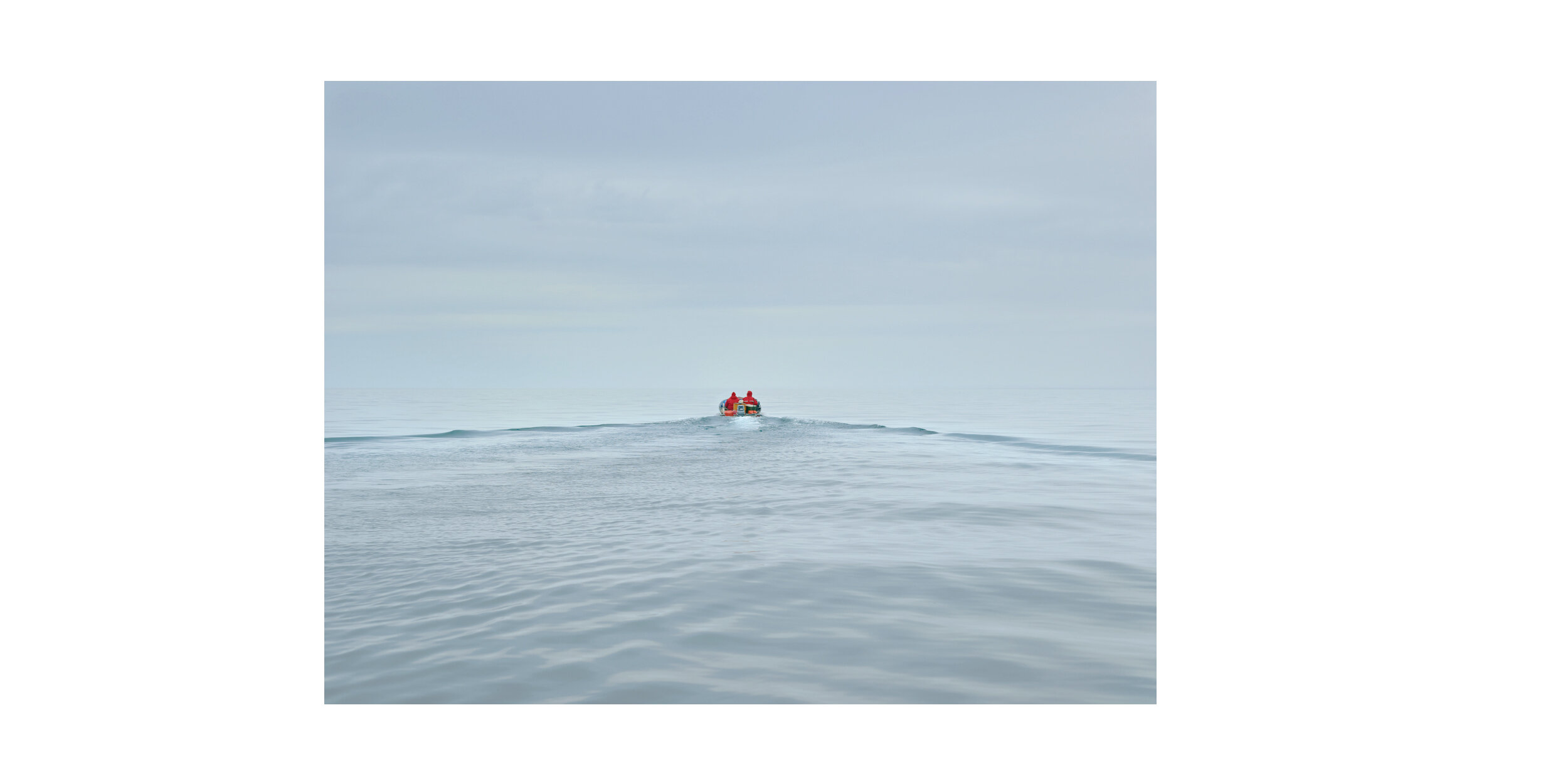 Rae Strait, from the series 'Arctic Front'