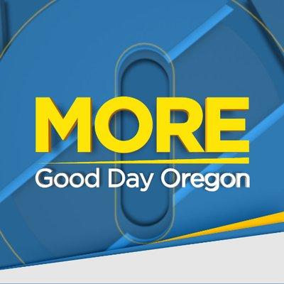 More Good Day Oregon