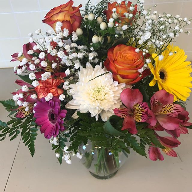 Stop in by and have a custom arrangement made by one of our designers!