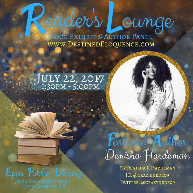 Catch Denisha in Lake Charles, LA July 22, 2017