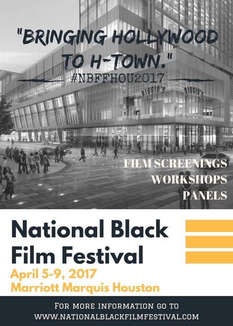 NBFF now holding early submissions for the 2018 year! Go to  nationalblackfilmfestival.com  for more details!