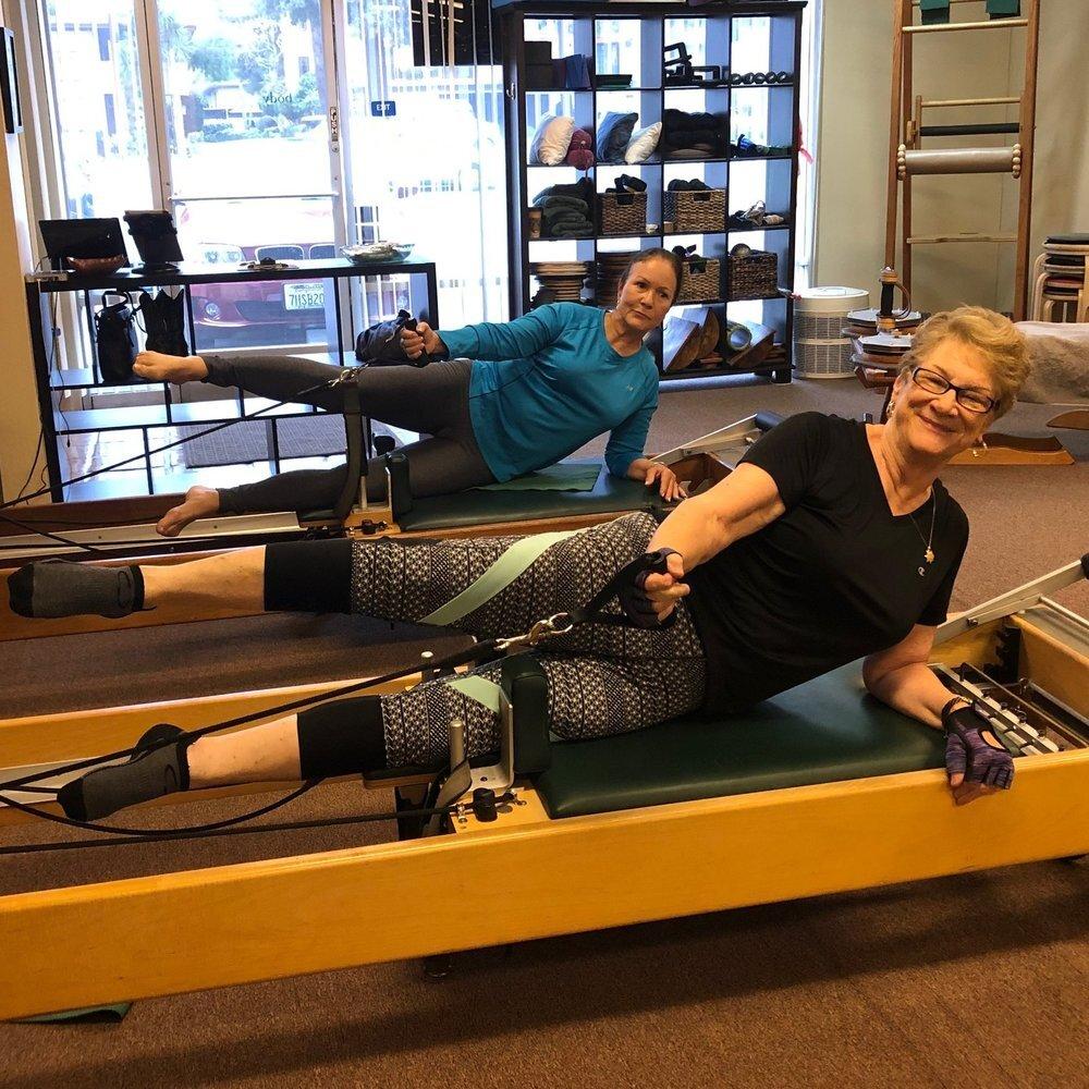 Pilates Reformer Foundations