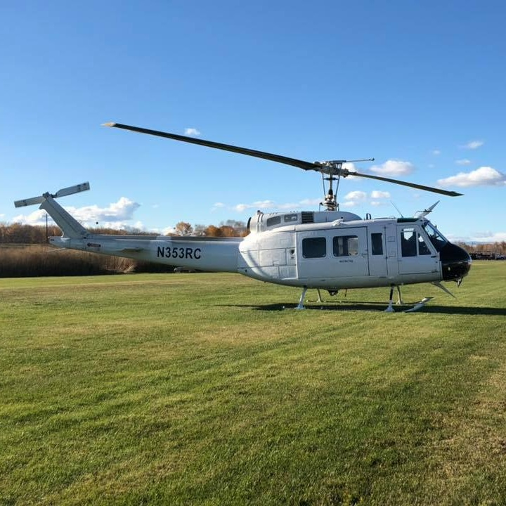 Forestry - North Wind Aviation helps implement best practices for forest management with a focus on resource protection and environmental awareness. North Wind has equipment to provide a wide range of forestry support.-Fertilizing-Aerial Application-Long Line Lifts-Survey