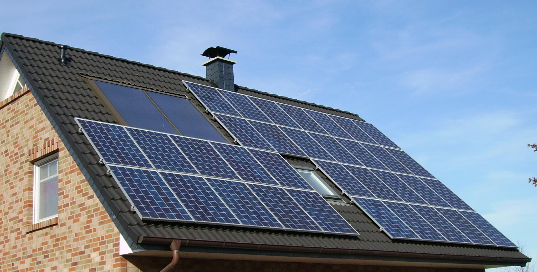 Residential Solar Installs SC