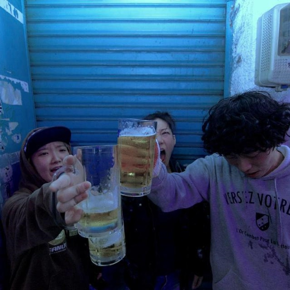 Drinking Boys and Girls Choir'sThe Drinkers of Daegu -