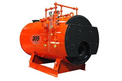 Johnston Boiler 309 Series Boiler