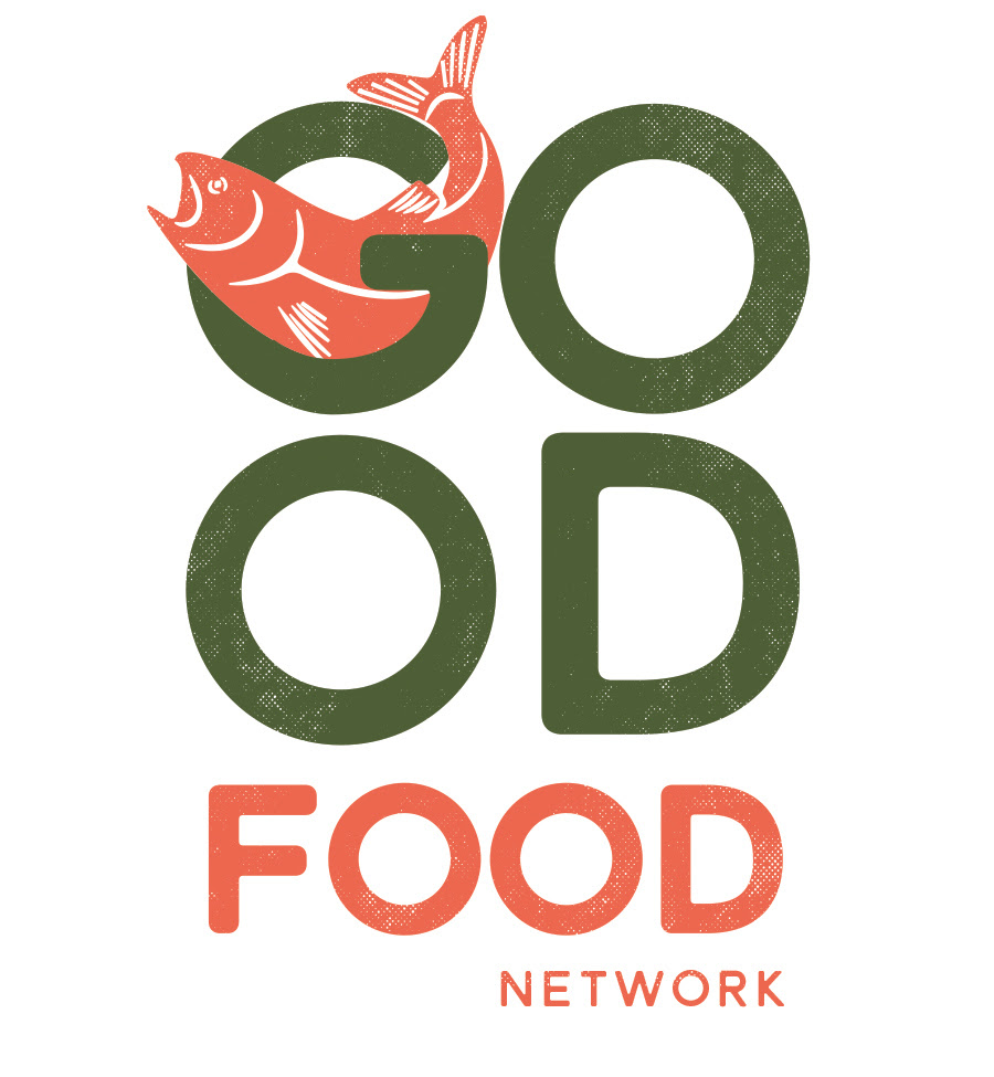 """Our sister network! The Good Food Network was originally used as a template to create the Youth Food Network model, and like the YFAT, is also a child of CRFAIR's. The Good Food Network aims to connect individuals and organizations interested in creating more space for good food. Learn more about CRFAIR's deffiniton of Good Food  here .   """"The Good Food Network is a way of connecting across sectors and silos to engage the whole food system. Strengthening diversity and collaboration are critical to achieving system change."""" -CRFAIR"""