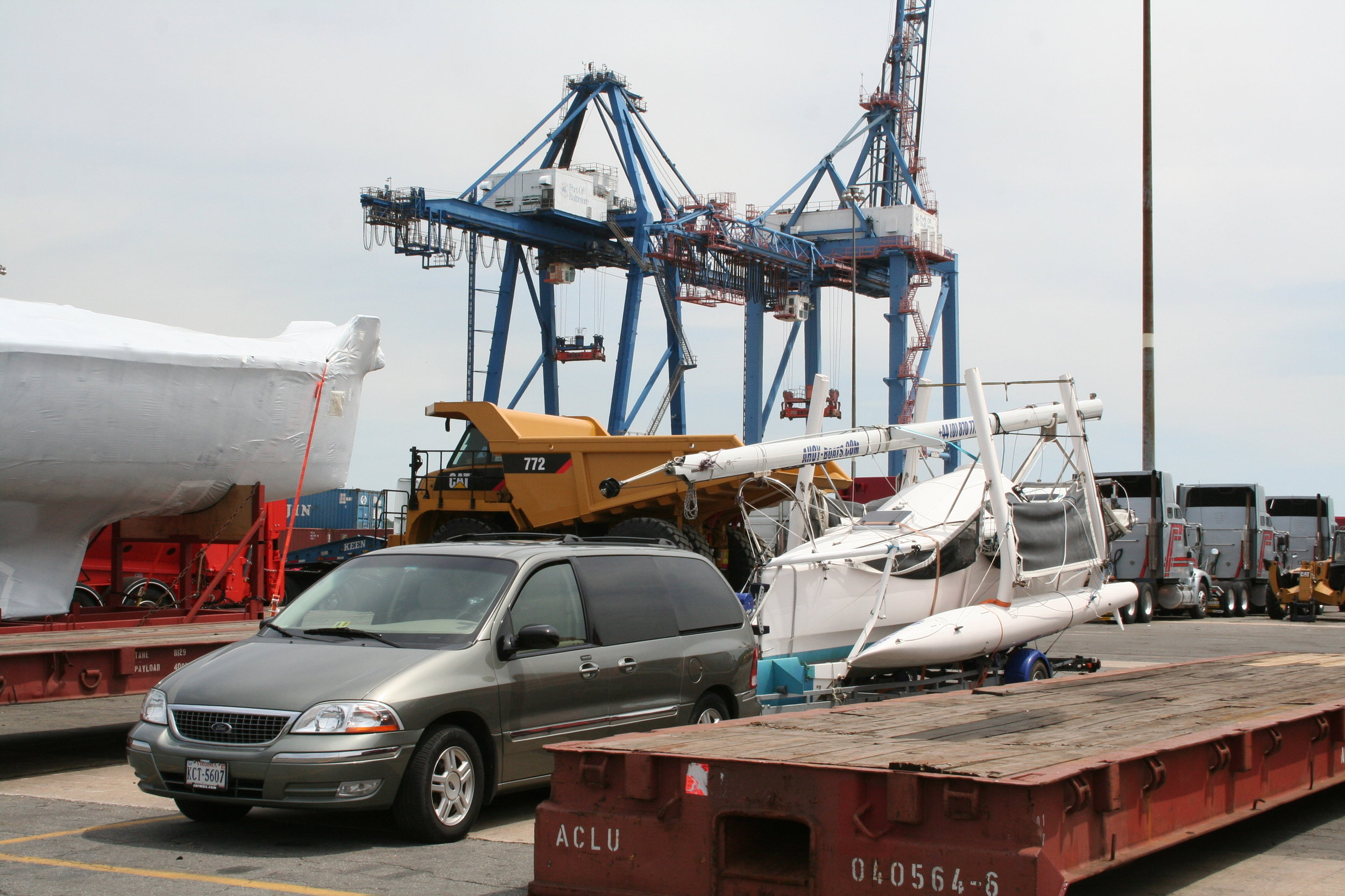 Tardis arrives Baltimore 30.JPG