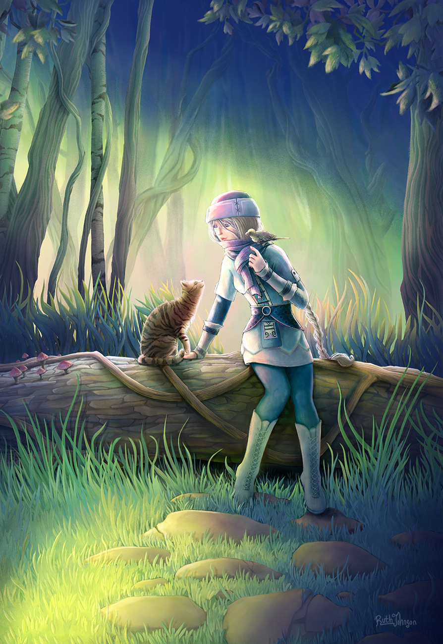 Forest Friends by Ruth Johnson - F.jpg