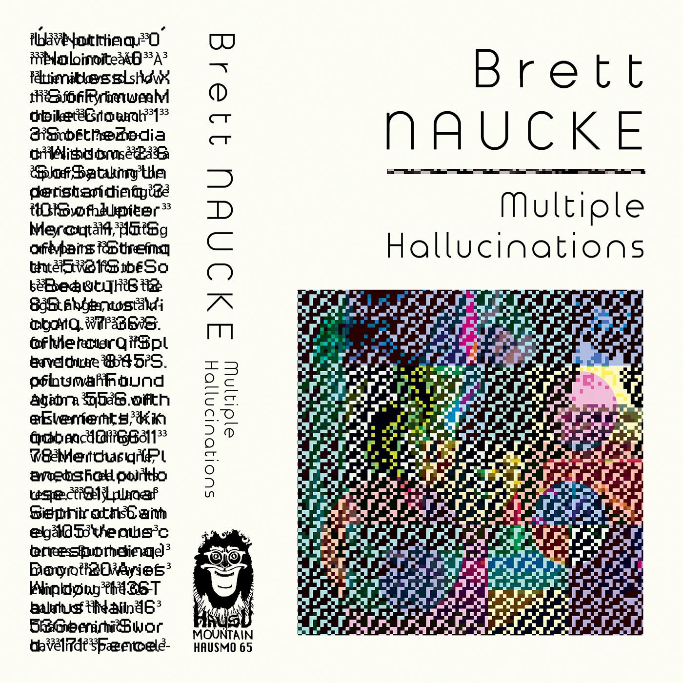 Multiple Hallucinations - (Hausu Mountain) 2017