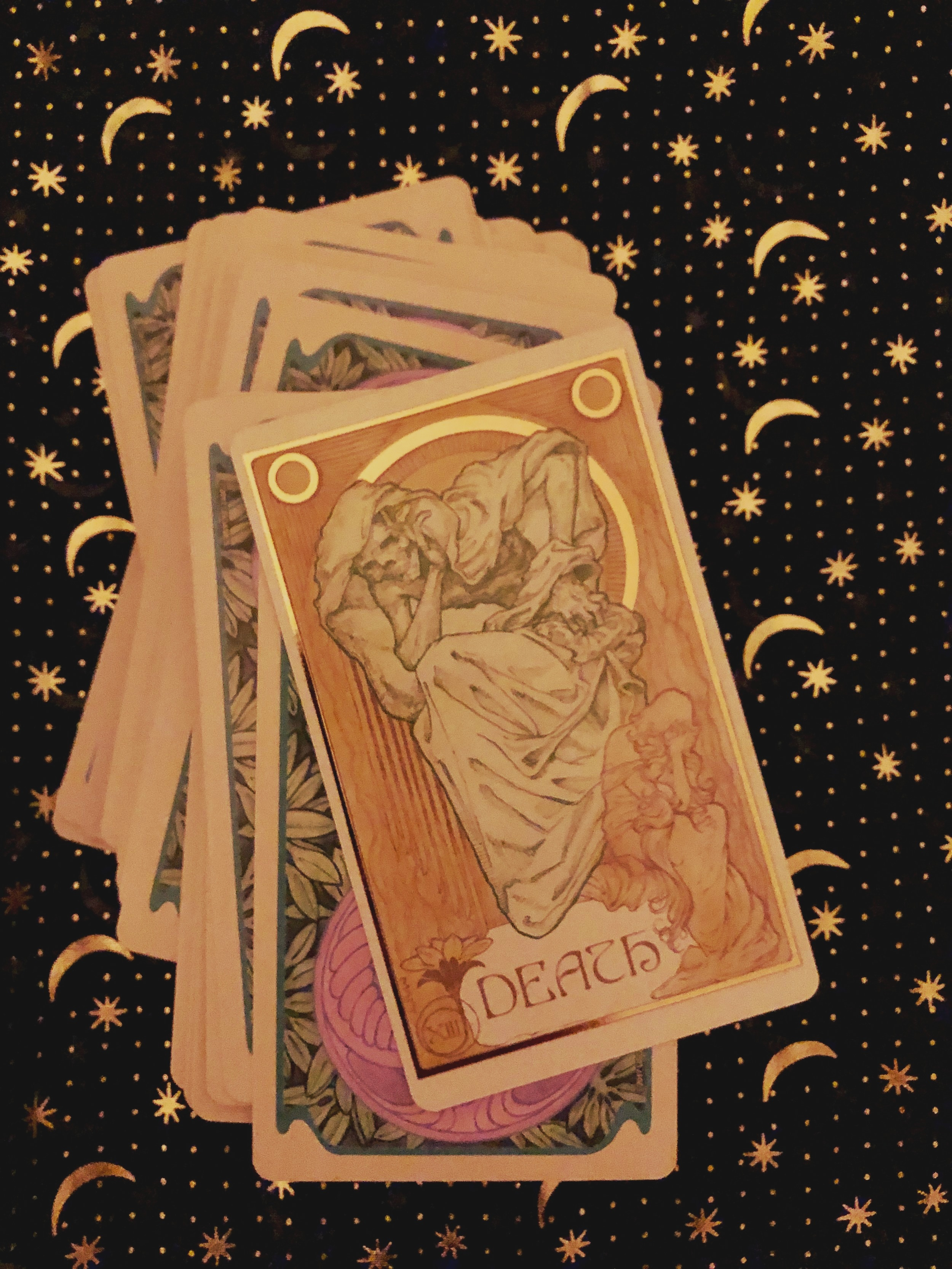 from the Ethereal Visions tarot