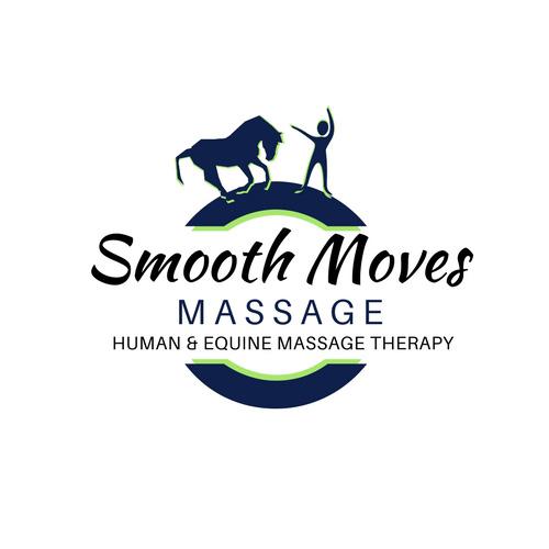 Massage Therapy Business Logo | Ware, MA