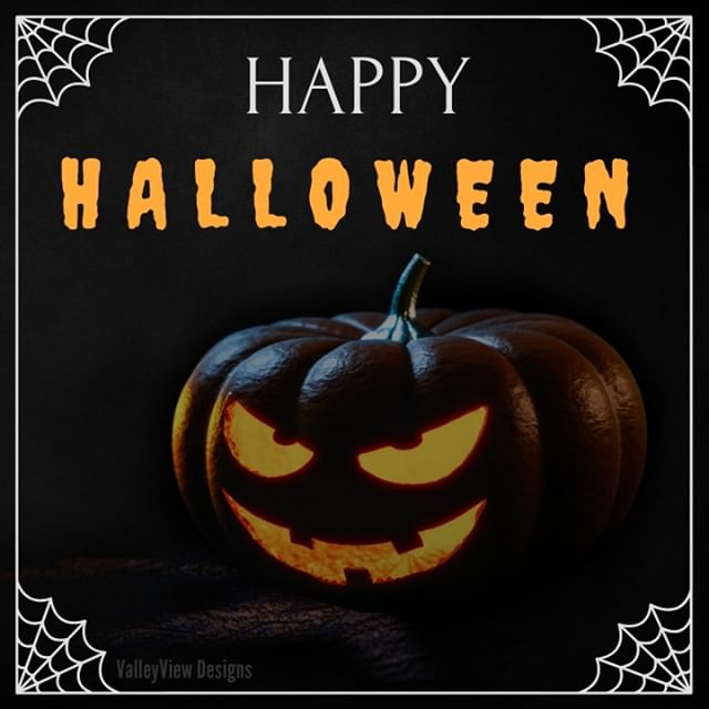 There is magic in the night when pumpkins glow by moonlight #happyhalloween #trickortreat #boo