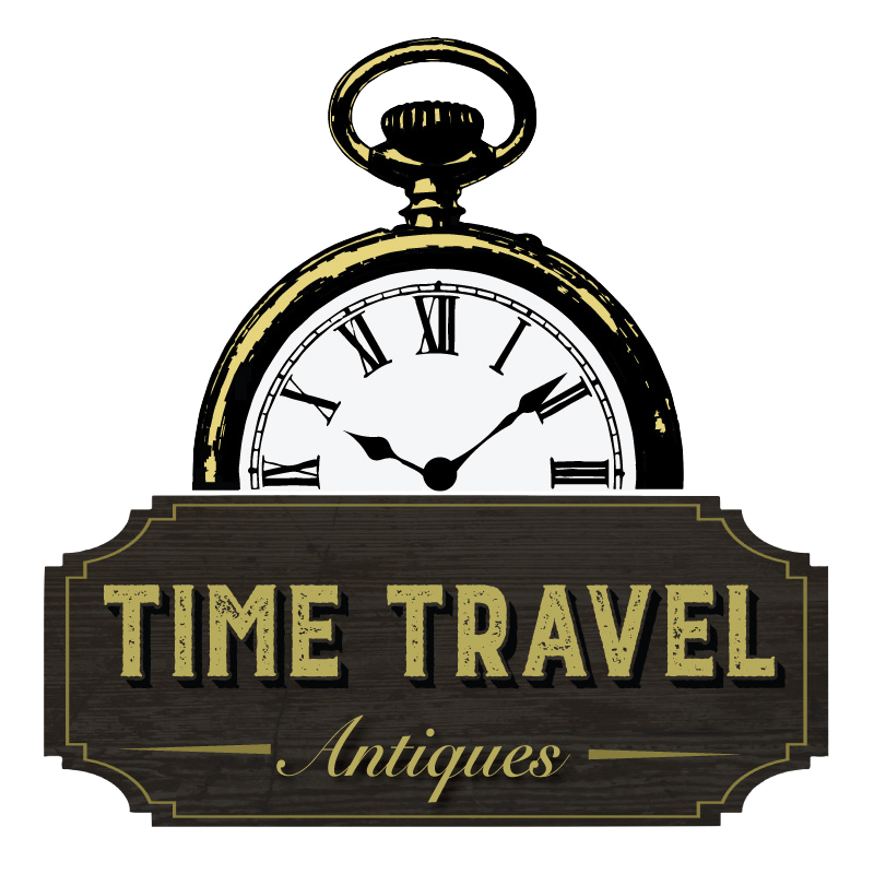 Curated Antique Business Logo | Bernardston, MA
