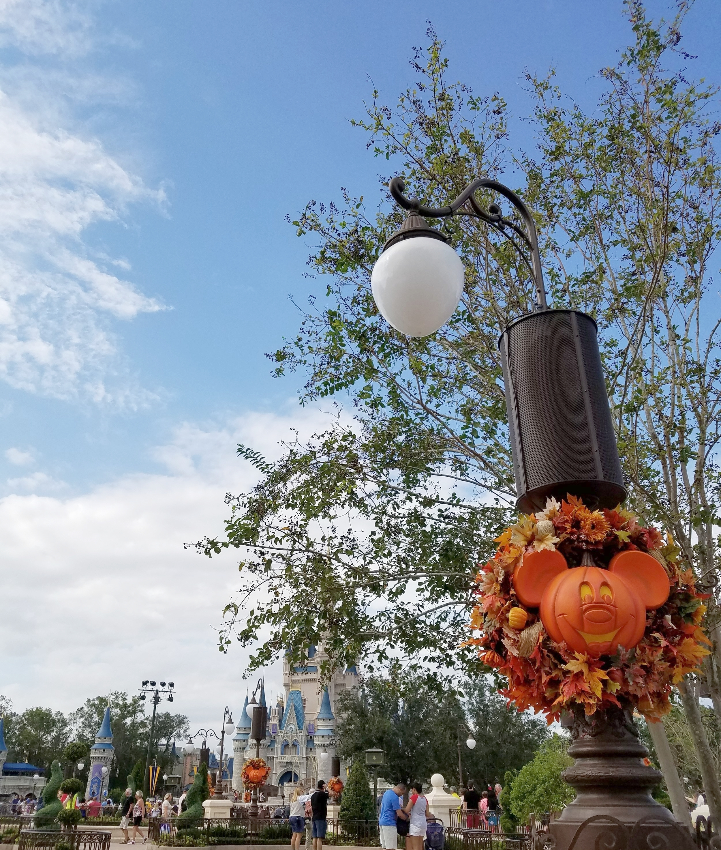 Mickey's Not-So-Scary Halloween Party at Disney's Magic Kingdom is full of candy, parades, and costumed characters. These tips will help you make the most of your time at the annual Halloween event at Disney World.  #disney #halloween #disneyworld #disneyfan #disneymagic #disneyevent