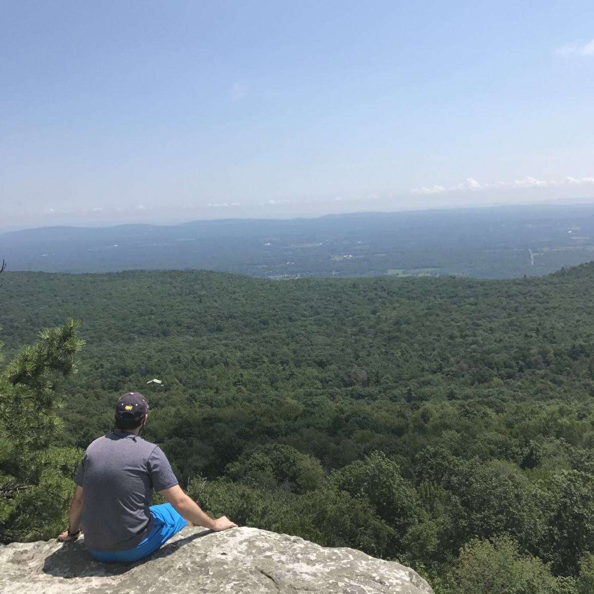 The Hudson Valley in New York is an ideal spot for outdoor adventures, with scenic parks and hiking along the Hudson River.