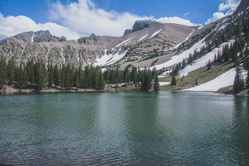 Great Basin in Nevada is one of the least visited national parks in the United States but has incredible alpine lakes and mountains.