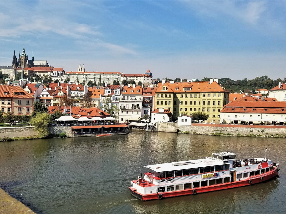 Planning a trip to Prague? I use these travel tools to plan my trips and find the best deals on flights and hotels.