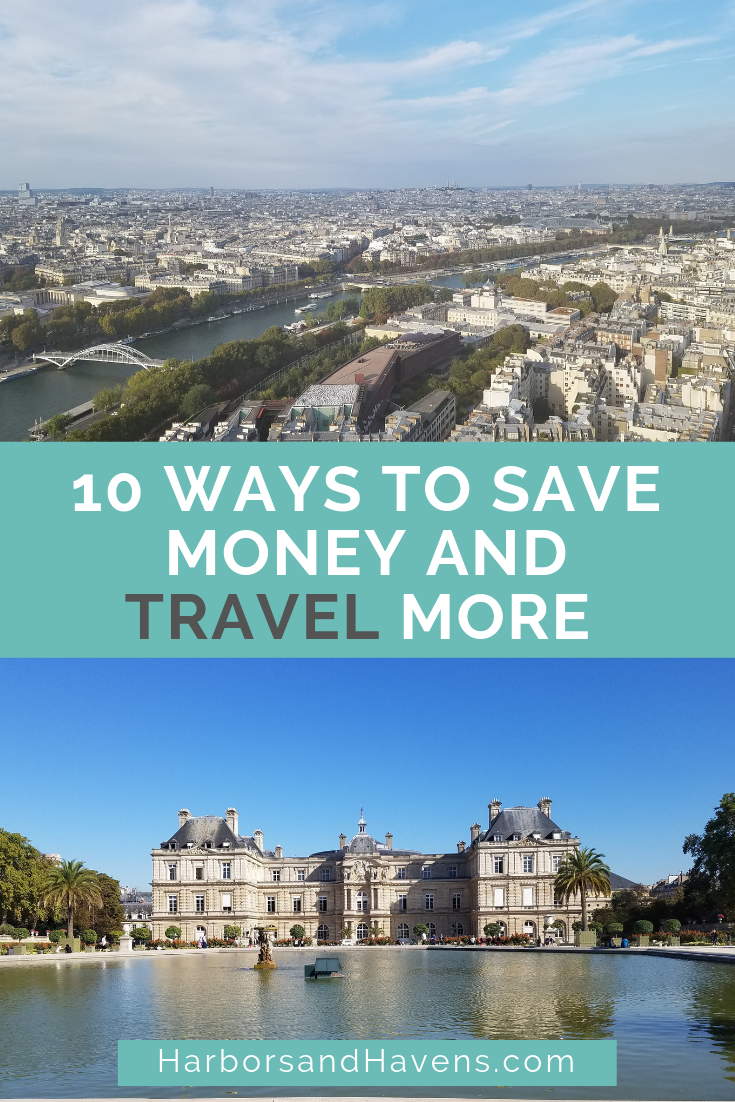 These tips and hacks will help you save more time and money to travel the world. #travelhacks #traveltips #travelbudget How to travel more | Vacation budget | Budget travel tips | Travel tips and tricks | Travel tips hacks | Travel tips saving money | Budget travel tips ideas | Budget travel tips beach | Travel budget ideas | How to save for travel | Save money for travel